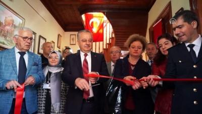 Türk Polis Teşkilatı'nın kuruluşunun 173. yıl dönümü - Geleneksel Türk El Sanatları sergisi açıldı - EDİRNE