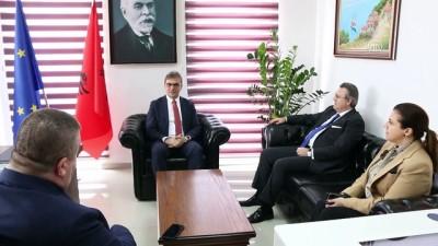 Türkiye'den Arnavutluk'ta acil tıp eğitimi - TİRAN