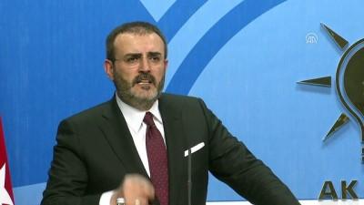 Ünal: 'Kılıçdaroğlu, her türlü hukuksuzluğu yapma hakkını kendisinde görüyor' - ANKARA