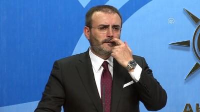 Ünal: ''Şeffaf bir şekilde gerçekleştirilen ihaleyi, CHP'li milletvekilleri hukuksuz bir şekilde maalesef bastılar'' - ANKARA