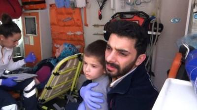 Yangında ağır yaralanan engelli çocuk hayatını kaybetti