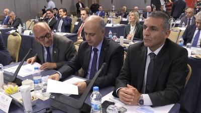 11. Kalkınma Planı Akdeniz Bölgesi İstişare Toplantısı - Kalkınma Bakanı Elvan - MERSİN
