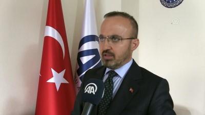 AK Parti Grup Başkanvekili Turan: 'Türkiye'nin en büyük sorunu maalesef ana muhalefet' - ÇANAKKALE