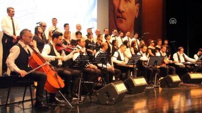 Bursa'da 'Notalar Engel Tanımaz' konseri - BURSA