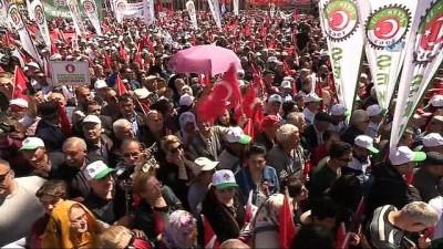 """CHP lideri Kılıçdaroğlu: """"Bu ülkede üreten, alın teri döken insanlara madalya verilsin"""""""