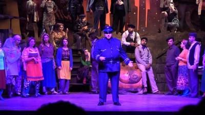 'Keşanlı Ali Destanı' yeniden MDOB sahnesinde - MERSİN
