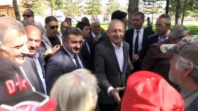 Kılıçdaroğlu, Alacahöyük'ü gezdi - ÇORUM