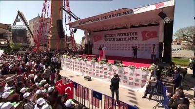 Kılıçdaroğlu: 'Milliyetçilik sözle olmaz, miliyetçilik eylemle olur' - ÇORUM