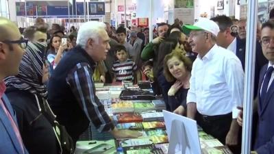 Kılıçdaroğlu'ndan Merzifon 3. Kitap Fuarı'na ziyaret - AMASYA