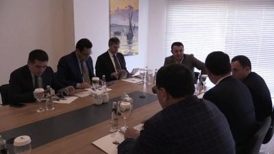Özbekistan'dan Antalyalı yatırımcıya davet - ANTALYA