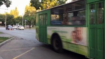 - Rusya'da Tarihi Elektrikli Otobüsler Yenileniyor