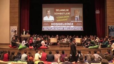 'Türklerin Serüveni' söyleşisi - GAZİANTEP