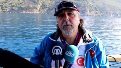 Zıpkınla Balıkavı Türkiye Şampiyonası - ANTALYA