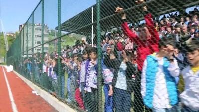 Artvin Hopaspor'da play-off sevinci - ARTVİN