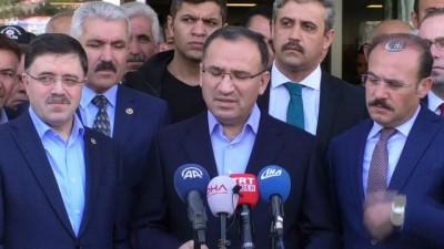 Bekir Bozdağ: 'Afrin zaferi Kılıçdaroğlu'nun ayarını bozmuştur'