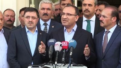 """Bozdağ: """"Afrin zaferi Kılıçdaroğlu'nun ayarını bozmuştur"""" - YOZGAT"""