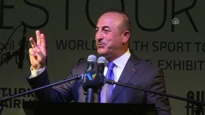 Çavuşoğlu, HESTOUREX 2018'in gala yemeğine katıldı (2) - ANTALYA