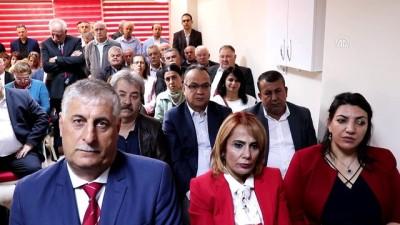 CHP Genel Başkan Yardımcısı Yılmaz - HATAY