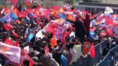 Cumhurbaşkanı Erdoğan, AK Parti 6. Olağan İl Kongresine katıldı - detaylar - SİİRT
