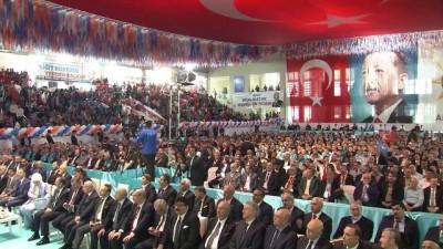 Cumhurbaşkanı Erdoğan: 'Bizden önce yönetenler geçmişten hiç ibret almadılar' - SİİRT