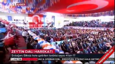 Cumhurbaşkanı Erdoğan Siirt'te konuştu...