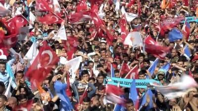 Cumhurbaşkanı Erdoğan: 'Siirtli kardeşlerimin terör örgütlerine prim vermeyeceğine inanıyorum' - SİİRT