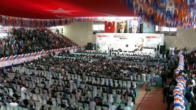 Cumhurbaşkanı Erdoğan: 'Terörle arasına mesafe koymayanın yeri parlamento değildir' - SİİRT