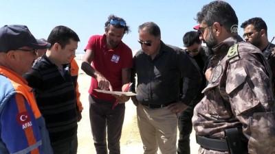 İlbil Geçici Barınma Merkezi hizmete hazırlanıyor - HALEP/KİLİS