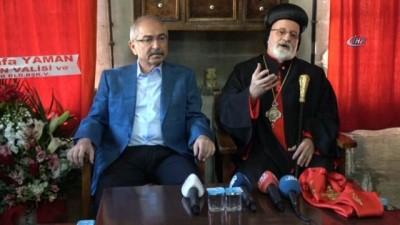 Mardin'de Paskalya Bayramı kutlandı