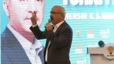'Ne Türkiye'mizde ne de sınır hattımızda hiçbir terörist barınamayacak' - MERSİN