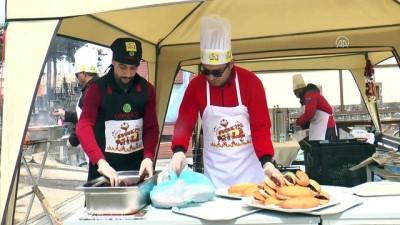 Sucuk yeme yarışması - KAYSERİ