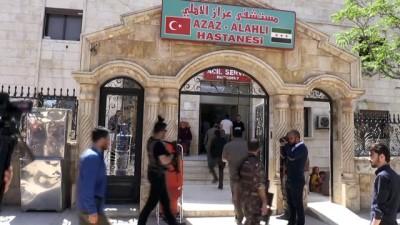 Türkiye'den Fırat Kalkanı bölgesine yatırım (1) - HALEP/KİLİS