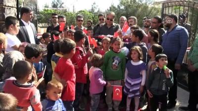 Türkiye'den Fırat Kalkanı bölgesine yatırım (2) - HALEP/KİLİS