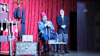 'Usta' oyunu Hatay'da sahnelendi