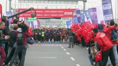 Vodafone 13. İstanbul Yarı Maratonu - İSTANBUL