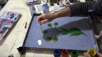 Yaş 70, sanat aşkı bitmemiş