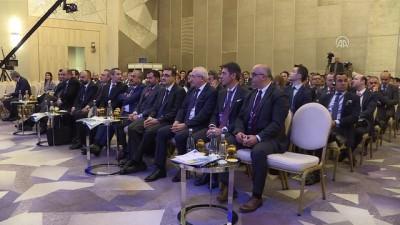 3. Enerji Ticareti ve Tedariği Zirvesi - EPDK Başkanı Yılmaz - İSTANBUL