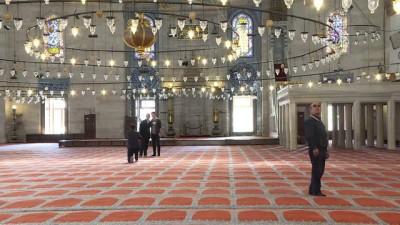 8. kuşak torunundan Mimar Sinan'a dua - İSTANBUL