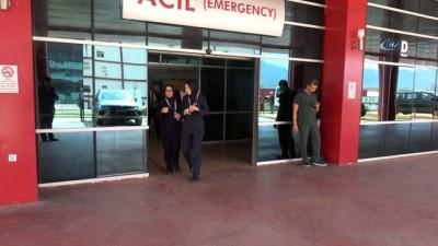"""Bakan Eroğlu taburcu oldu: """"Şimdi turp gibi dönüyorum"""""""