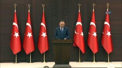"""Başbakan Yardımcısı ve Hükümet Sözcüsü Bekir Bozdağ: """"Zeytin Dalı Harekatı kapsamında 4 bin 44 terörist etkisiz hale getirildi"""""""