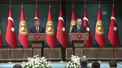 Cumhurbaşkanı Erdoğan: 'Türkiye, son FETÖ'cü hain de hesap verene kadar yurt içinde ve yurt dışında mücadelesini sürdürecektir' - ANKARA