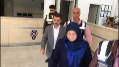 Dolandırıcı firari çift şafak vakti operasyonu ile Başkent'te yakalandı