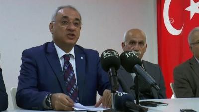 DSP Genel Başkanı Özsakal: 'Cumhurbaşkanlığı seçimlerinde kendi adayımızla çıkacağız' - MERSİN