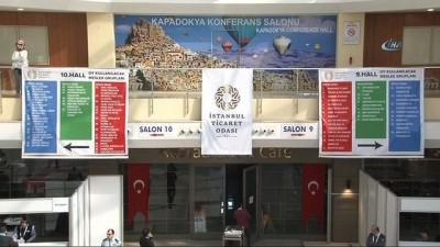 İTO Meslek Komiteleri ve Meclis Üyeliği seçimleri devam ediyor