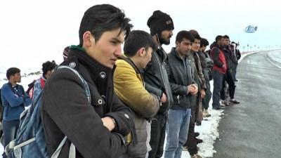 Kaçak göçmenler için Iğdır'da kamp kurulacak