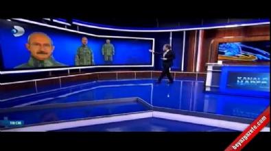 Zeytin Dalı Harekatı - Kılıçdaroğlu'na kamuflaj giydirdiler