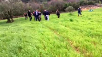 Manisa'da kayıp minik kardeşler birbirlerine sarılı halde bulundu