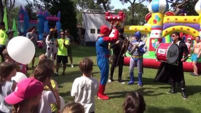 Antalya'da '3. Family Fest' festivali