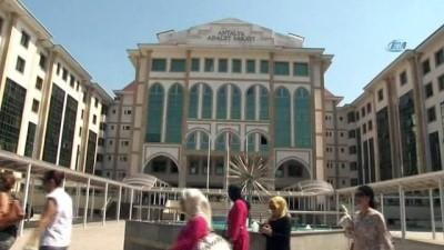 Antalya merkezli 2 ilde FETÖ operasyonu: 5 gözaltı