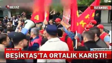Beşiktaş'ta ortalık karıştı!